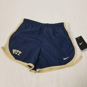 Nike Bottoms - Nike University of Pittsburgh Shorts H2P